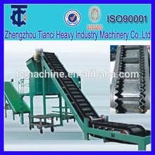 Slope belt conveyor / incline belt conveyor / PVC conveyor belt