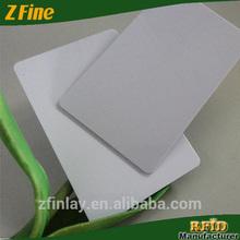 free samples!!!!blank gift card/pvc blank white card/T5577 format 26 bit 125khz white card