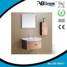 Easy to clean ABL metal legs for bathroom vanity