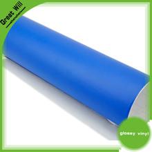 matte vinyl rolls / matte chrome vinyl film / matte vinyl film