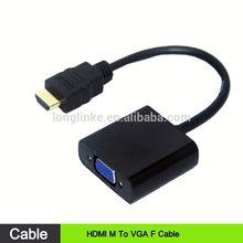 decoder box cable tv 1080p vga to hdmi adapter vga to hdmi adapter