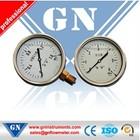 CX-SSPG pressure gauge\bourdon manometer
