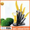 beautiful zirconium oxide professional chef knives