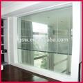 Le meilleur prix en plastique pvc transparent rideaux stores, porte en verre insert stores