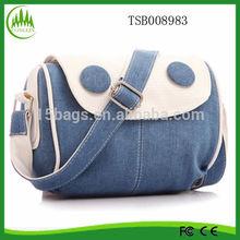 2014 Yiwu Elegant Woman Cheap Blank Canvas Bag
