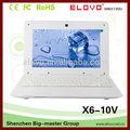 Migliori computer portatili di marca computer dello studente Multi- lingua costruito in webcam