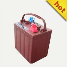 golf cart battery dry battery 6v 225ah for Australia market