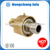swivel rotary joint flexible stainless steel bellow hose