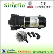 SINGFLO 17L/min 40psi 12V dc propumps drinking water pump