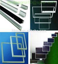 Aluprofile Photovoltaik