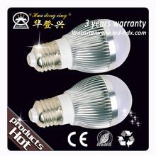 Fashion product waterproof cree led light bulbs daylight