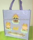 2014 Reusable laminated Non-Woven Shopping Bag With Custom logo