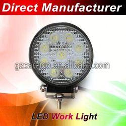 6500K RR 865 daylight colour best selling product 70 lm/w minimum moq 27 w led work light