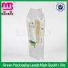 Custom manufacturer natural organic food packaging bag