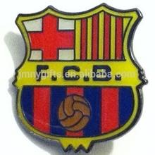 Football pin badges/Football team souvenir