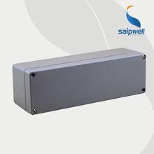 2014New IP66 Aluminum electronic enclosures beautiful design SP-FA25(160*100*60)