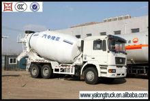 cement carrier truck