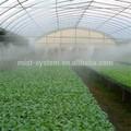 niebla sistema de refrigeración para el riego de efecto invernadero