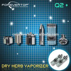 Hot sale water vapor ! Upgrading pen gun price Q2 + vaporizer starter kit water filter dual use design Cloupor new vaporizer pen