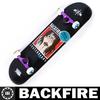 Backfire custom complete skateboards Professional Leading Manufacturer