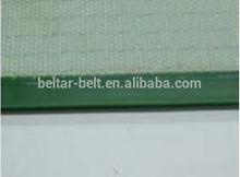 Edge seal PVC coated conveyor belts