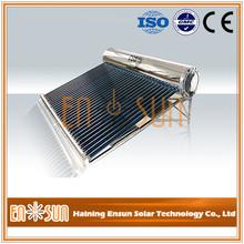 Eco-Friendly Hot Sale Solar Water Heater Plastic