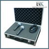Mic Flight Case, Wireless Microphone Flight Cases 6U for MIC Receiver, wireless microphone case