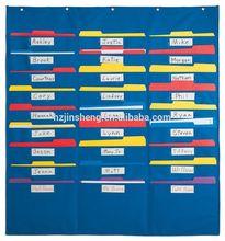 di alta qualità tabella parete per bambini educativo tasca a parete grafici
