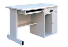 Office furniture office Modern Computer partner desk with cabinet