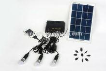 Solar power system solar lighting for home