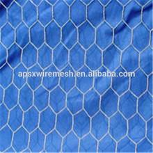 1/2 inch pvc coated galvanized hexagonal wire mesh