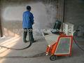 Monofásica máquina de gesso parede SP30 pintura vários materiais