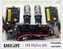 H4 normal ballast hid kit hi/lo kit