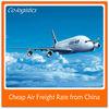 Cheap air cargo shipping to General Santos from Shanghai Alex