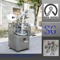 ultrasonic sealing triangle packing machine