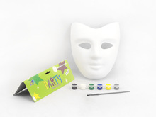 Funny DIY Watercolor Painting Party Face Mask Toy STP-248557