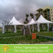 Wholesale high peak wedding party waterproof tent canopy