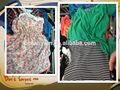 فرز الملابس الصيفية المستخدمة الأصلي ملابس مستعملة ملابس مستعملة السوق فى الصين