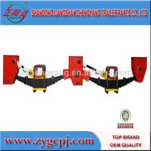 semi trailer truck tri trx control arms suspension