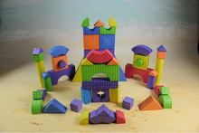 eva foam building blocks for kids toys