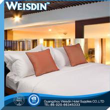 wedding wholesale polyester/cotton popular oeko-tex feather comforter