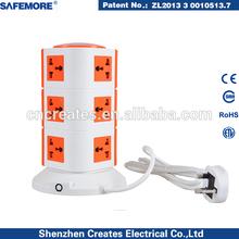 Universal socket/tv satellite wall socket/multi socket wall sockets