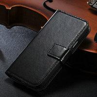 flip cover for samsung galaxy s4 mini i9190 wallet flip case for galaxy s4 mini