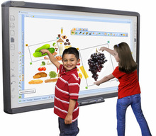 China Smart whiteboard,portable interactive whiteboard no need frame for school