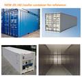 träger verwendet kühlcontainer zum verkauf container