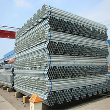 Pre-gi round steel pipes hollow section