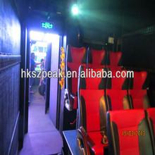 Newest adult products and children games playground equipment 5d cinema 7d cinema 9d cinema supplier