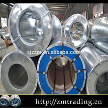 sgcd2 laminados a frio de chapa de aço galvanizado de zinco bobina