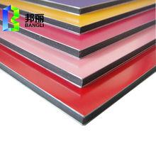 Thermoplastic fiberglass honeycomb sandwich panel
