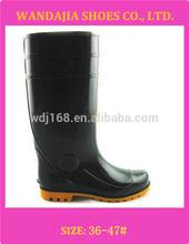Camo Knee High PVC Rain Boots For Men